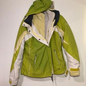 Colombia double lined winter jacket